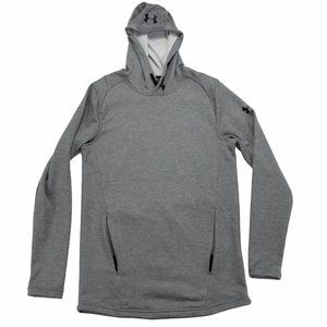 Under Armour Coldgear Hoodie Sweatshirt Small New
